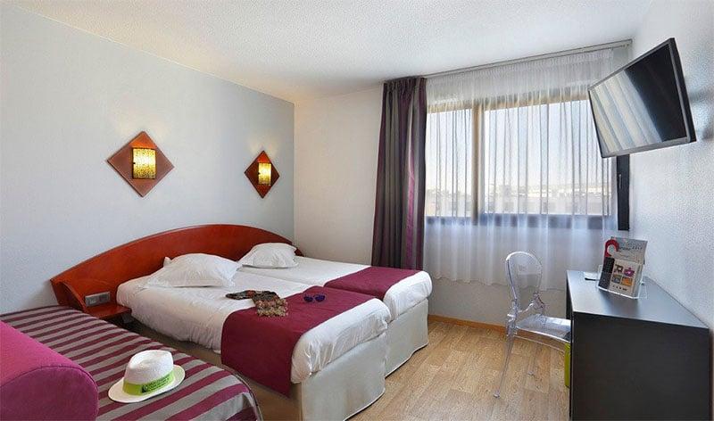 chambre hotel altéora