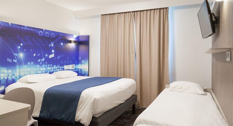 chambre kyriad hotel