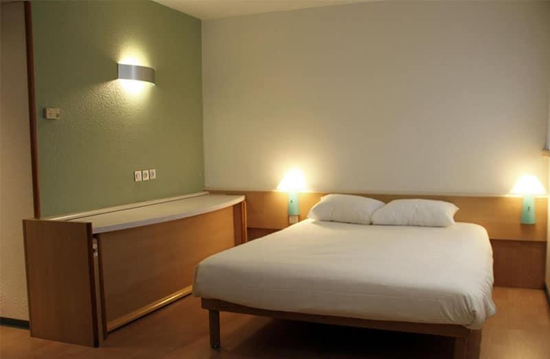 chambre ibis budget hotel