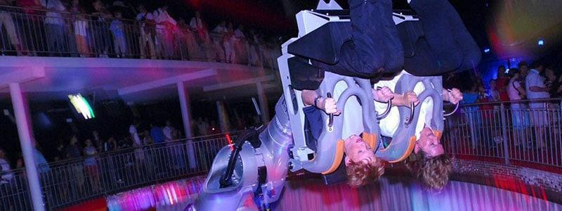 danse avec les robots futuroscope