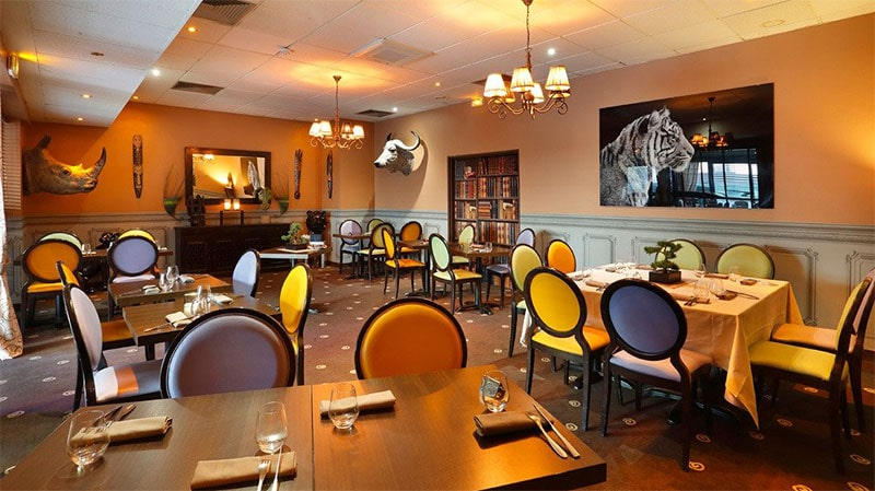 restaurant hotel altéora