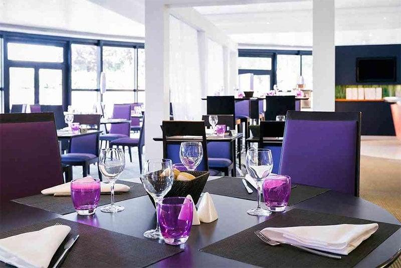 restaurant hotel novotel