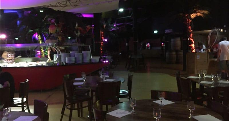 restaurant parc pirates