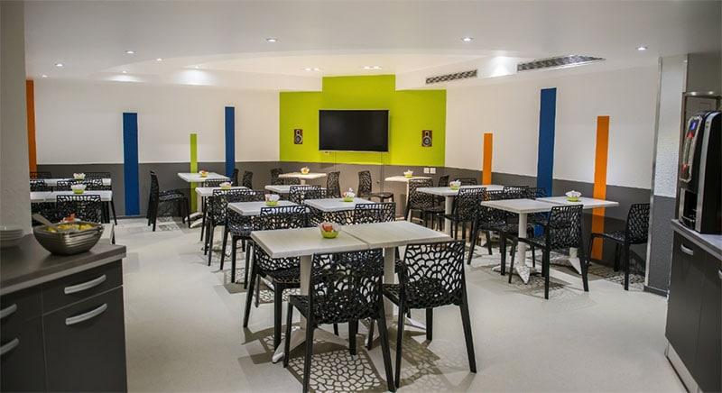restaurant ibis budget hotel