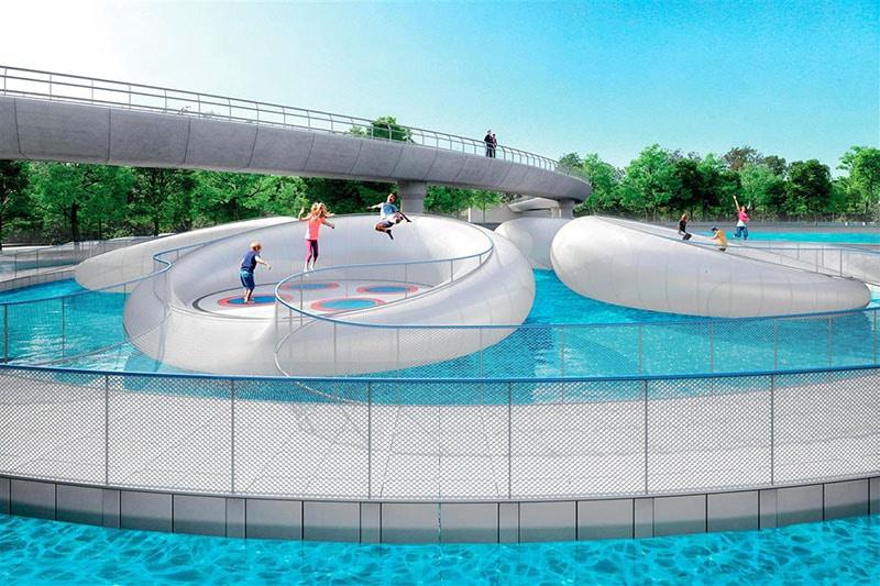 stadium aqualympique futuroscope